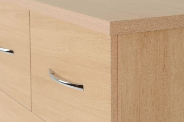 Blanca Sonoma 5 Chest of Drawers